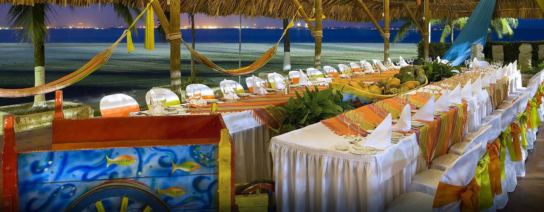 Hilton Cartagena Hotel, Kolumbien – Jachthafen
