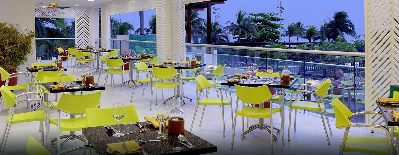 Hotel Hilton Cartagena, Colombia - Restaurante Las Chivas