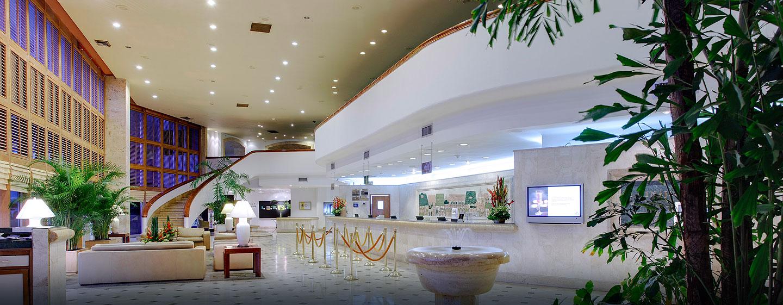 Hilton Cartagena Hotel, Kolumbien – Lobby
