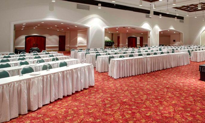 Hotel Hilton Cartagena, Colômbia - Sala de reuniões