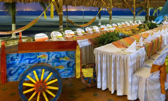 Hotel Hilton Cartagena, Colômbia - Eventos de frente para o mar