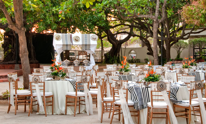 Hilton Cartagena Hotel, Kolumbien – Events