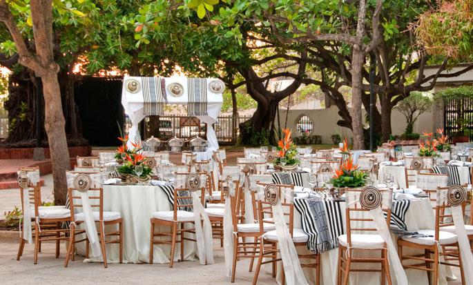 Hilton Cartagena Hotel, Kolumbien – Events