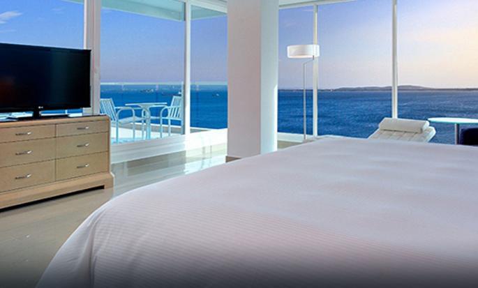 Hotel Hilton Cartagena, Colombia - Suite Corner