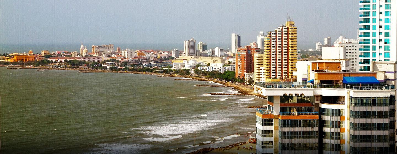 Cartagena Hotels Hampton By Hilton Cartagena Cartagena