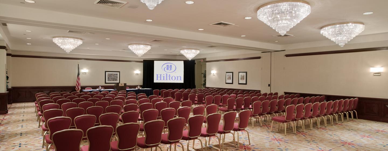 Capital Hilton - sala de reunião Federal
