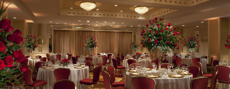 Capital Hilton - casamentos