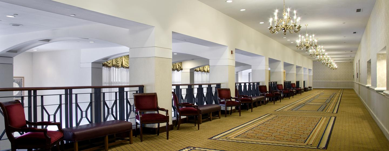 Capital Hilton - espaço para reuniões