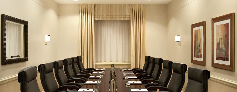 Capital Hilton - sala de reunião Michigan