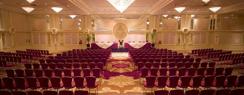 Capital Hilton - salão de festas Presidencial