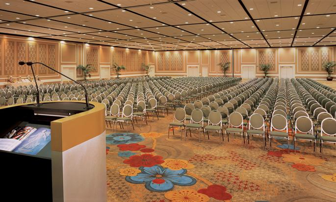 Hilton Anatole, Dallas TX - Gran salón de fiestas