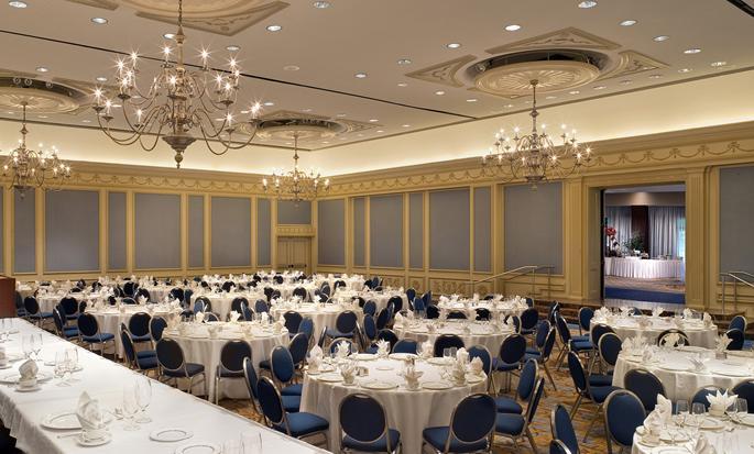 Hilton Anatole, Dallas TX - Eventos