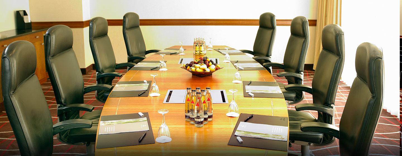 Hilton Dresden Hotel – Boardroom für kleinere Meetings