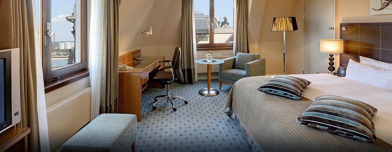 Hilton Dresden Hotel– Executive Zimmer – Beispiel