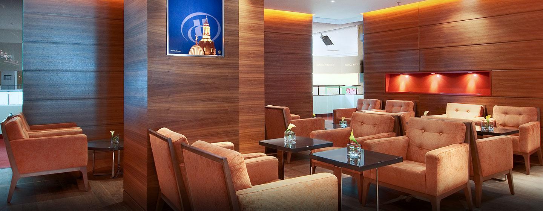 Genießen Sie Dresdens einzige Executive Lounge