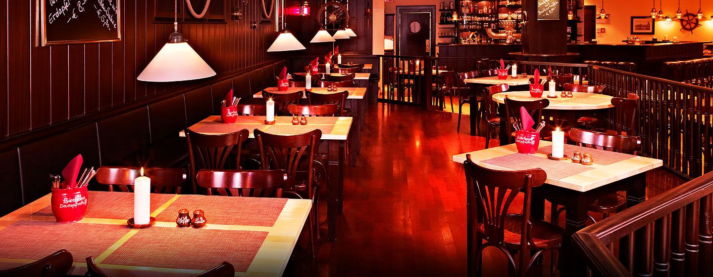 Hilton Dresden Hotel – Restaurant Bierhaus Dampfschiff