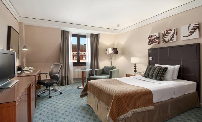 Hilton Dresden Hotel - Zimmer