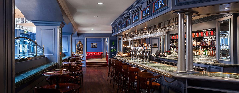 Conrad Dublin hotel, Irland - Restaurants und Bars