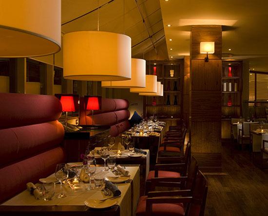 Conrad Dublin hotel, Irland - Restaurant Alex