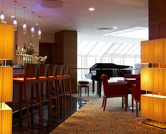 Conrad Dublin hotel, Irland - Cocktail Bar Alex