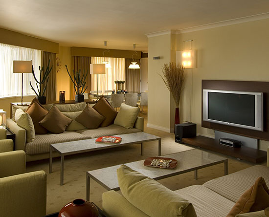 Conrad Dublin hotel, Irland - Präsidenten Suite