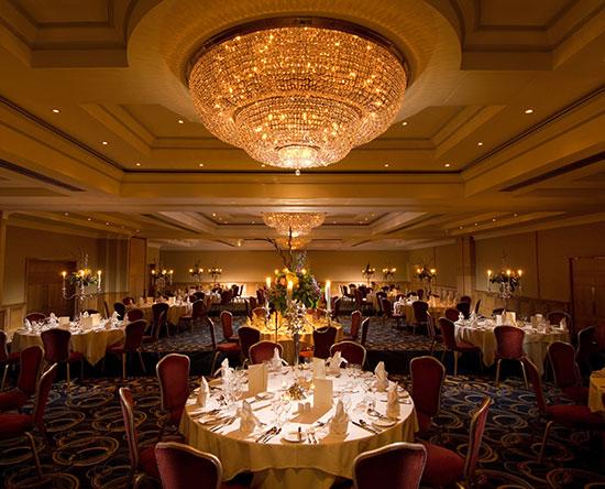 Conrad Dublin hotel, Irland - Veranstaltungsflächen für Hochzeiten