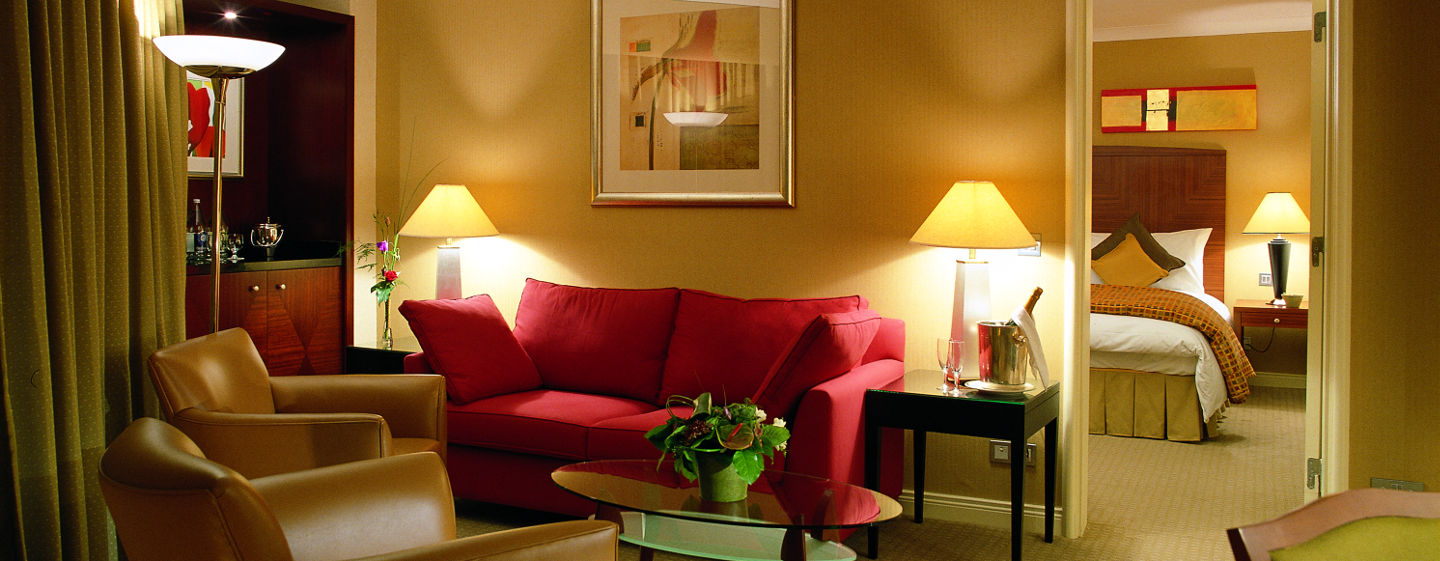 Conrad Dublin hotel, Irland - Executive Suite