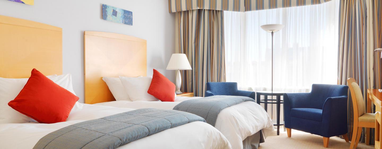 Conrad Dublin hotel, Irland - Zweibettzimmer