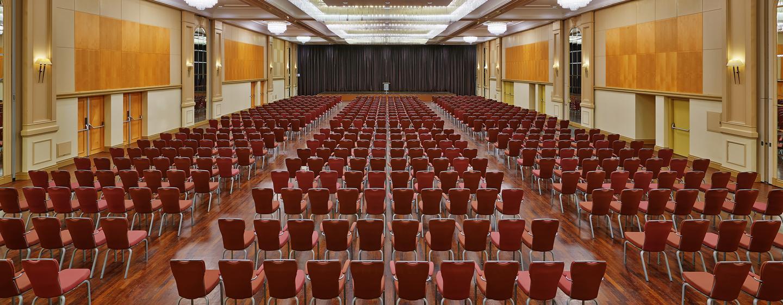 Hilton Düsseldorf, Deutschland – Ballsaal Rheinland