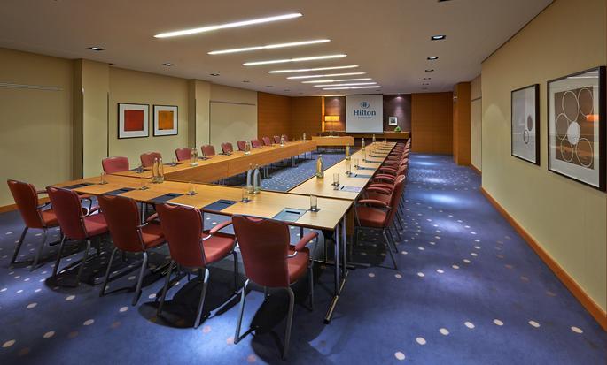 Hôtel Hilton Dusseldorf, Allemagne - Salle de réunion