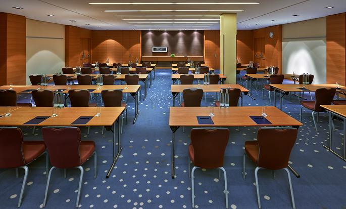 Hilton Dusseldorf, Duitsland - Vergaderzaal