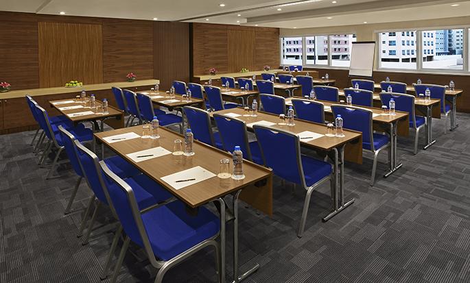 DoubleTree Dubai Al Barsha - Meeting Room