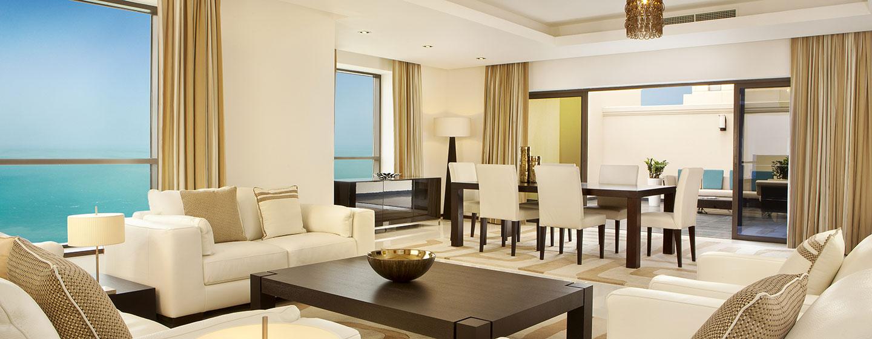 Residence e hotel a jumeirah beach hilton dubai the walk for Soggiorno dubai