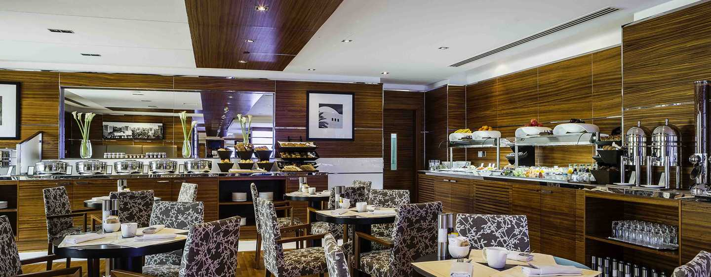 Hilton Dubai The Walk Hotel, VAE – Executive Lounge