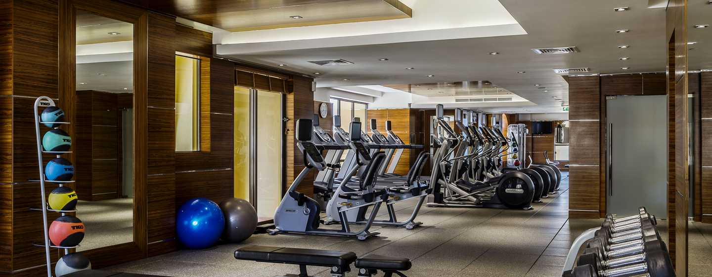 Hilton Dubai The Walk Hotel, VAE – Fitness Center