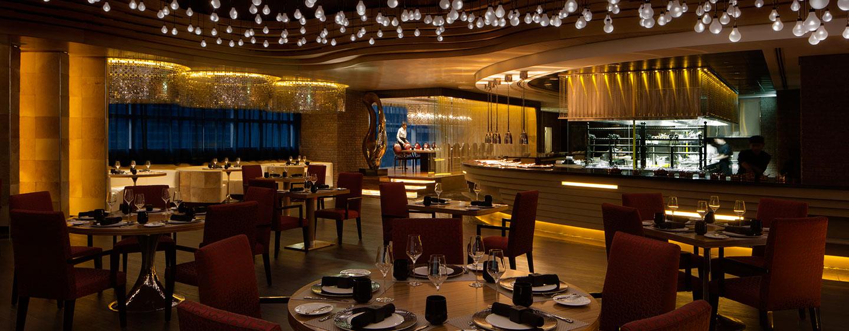 Conrad Dubai hotel, VAE - Marco Pierre White Grill