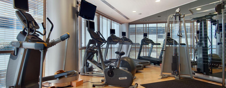 Hotel Hilton Dubai Creek, EAU - Fitness center