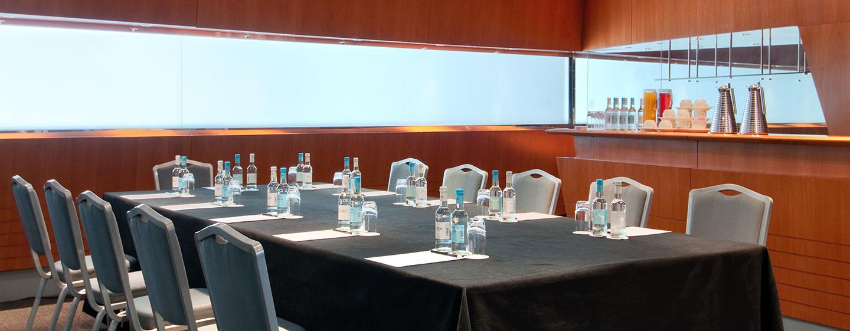 Hotel Hilton Dubai Creek, EAU - Lounge Issimo