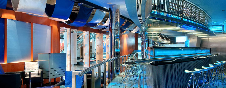 Hotel Hilton Dubai Creek, EAU - Bar Issimo