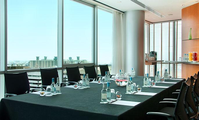 Hotel Hilton Dubai Creek, EAU - Sala Meeting