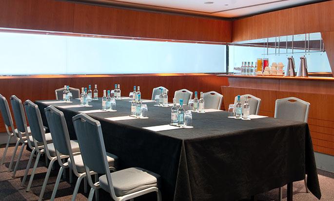 Hotel Hilton Dubai Creek, EAU - Issimo Lounge