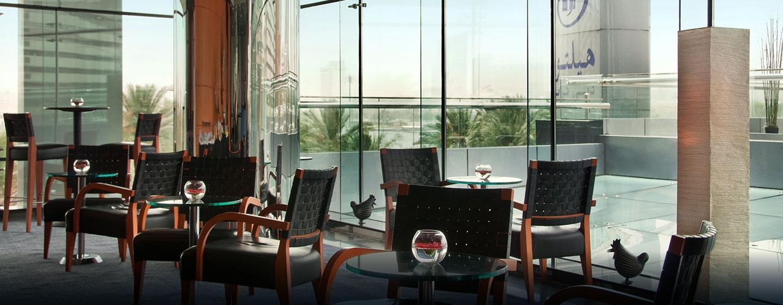 Bei einer Buchung eines Executive Zimmers oder Suite haben Sie Zugang zur Executive Lounge in der oberen Etage des Hotels