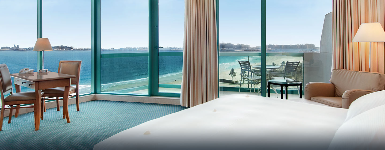 Hôtel Hilton Dubai Jumeirah Resort, Émirats arabes uni