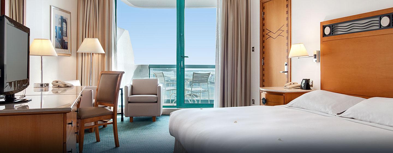 Hilton Dubai Jumeirah Resort, VAE – Barrierefreies Zimmer