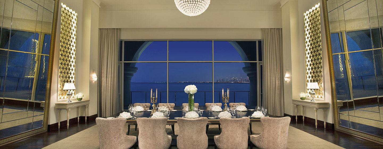 Waldorf Astoria Dubai Palm Jumeirah, Förenade Arabemiraten – Mindre möten