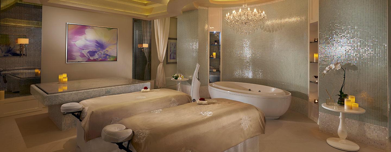 Luxus spa waldorf astoria dubai palm jumeirah for Hotel ortigia con spa