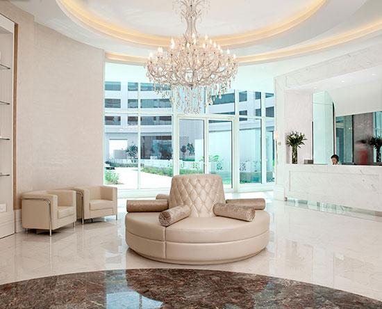 Waldorf Astoria Dubai Palm Jumeirah, VAE - Ontspan en revitaliseer