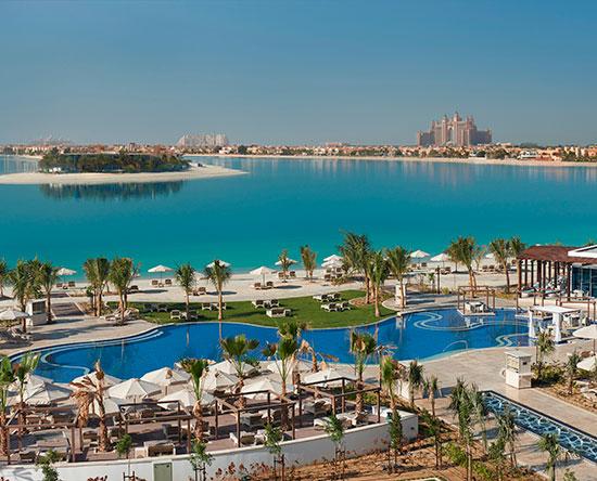 Waldorf Astoria Dubai Palm Jumeirah -hotelli, Yhdistyneet arabiemiirikunnat – Vapaa-ajan aktiviteetit