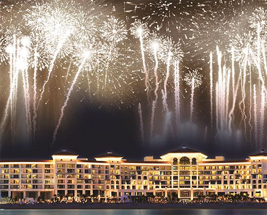 Waldorf Astoria Dubai Palm Jumeirah, Förenade Arabemiraten – En idyllisk plats för ett bröllop
