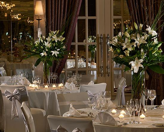 Waldorf Astoria Dubai Palm Jumeirah, Förenade Arabemiraten – Dubais bröllopsplatser